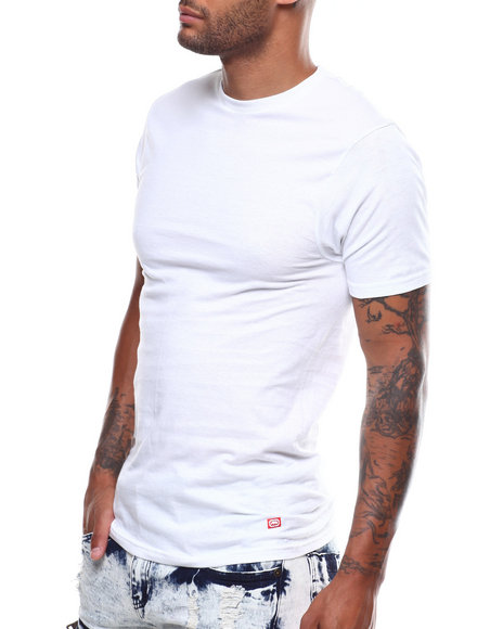 Ecko - 3 Pack Cotton Crew T-Shirts