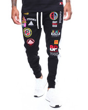 Pants - FUTURE PATCH TRACK PANT-2249877