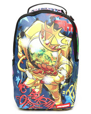 Women - Gold Astronaut On The Run Backpack (Unisex)-2248448