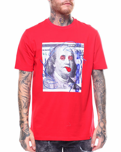 61772cdf Buy Graffiti Currency T-shirt Men's Shirts from Rich Star. Find Rich ...