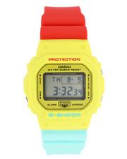 G-Shock by Casio - DW5600CMA-9 Breezy Rasta Mens Color Series Watch-2248430