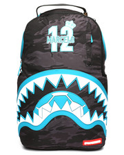 Sprayground - Marcelo Blue Rubber Shark Backpack (Marcelo Vieira Collaboration) -2249975