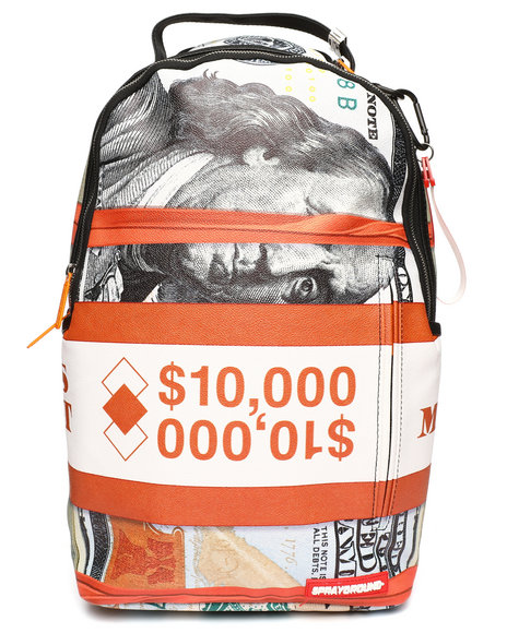 Sprayground - Jacquees Money Bands backpack (Unisex)