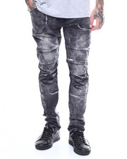 CALIBER - Bolo DISTRESSED KNEE JEAN-2250477
