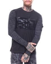 T-Shirts - HAYWARD CAMO LS TEE-2250185