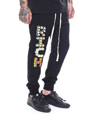 Rich Star - Rich Studded Sweatpant-2250314