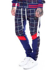 Hudson NYC - Plaid Track Pant-2250552