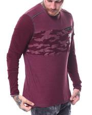 T-Shirts - HAYWARD CAMO LS TEE-2250319