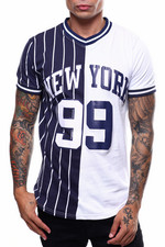 Shirts - NEW YORK SPLIT S/S V-NECK-2250959