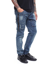 Buyers Picks - ARTISTRY LOGGER DISTRESSED JEAN-2250966