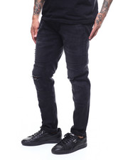 Buyers Picks - Logger Zip Pocket Distressed Jean-2251009