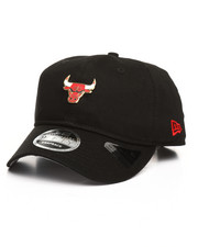 Dad Hats - 9Fifty Retro Crown Chicago Bulls Badged Fan Snapback Hat-2249790