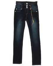 DKNY Jeans - Stacked Waistband Full Length Jeggings (7-16)-2250818