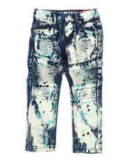 Sizes 2T-4T - Toddler - Moto Denim Jeans (2T-4T)-2250799