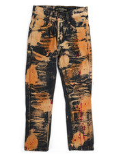 Arcade Styles - Rip And Repair Denim Jeans (4-7)-2249653