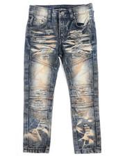 Jeans - Moto Fashion Wash Jeans (4-7)-2249485