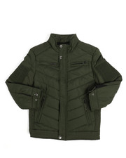 Outerwear - Quilted Jersey Lined Jacket (8-20)-2249430
