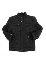 Outerwear - Quilted Jersey Lined Jacket (2T-4T)-2249397