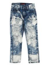 Arcade Styles - Rip & Repair Jeans (4-7)-2251118