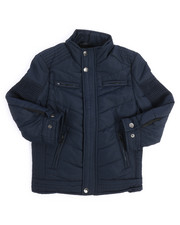 Outerwear - Quilted Jersey Lined Jacket (2T-4T)-2249393