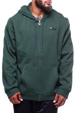 Pullover Sweatshirts - Finn Zip Hoodie (B&T)-2248551