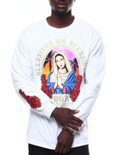 Shirts - Blessings L/S Tee-2251523