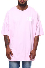 Champion - S/S Logo Tee (B&T)-2247811