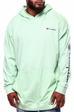 Champion - Cotton Jersey Champion Hoodie (B&T)-2250041