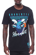 Mitchell & Ness - CHARLOTTE HORNETS Final Seconds SS Tee-2251475