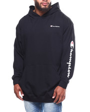 Champion - Cotton Jersey Champion Hoodie (B&T)-2250052