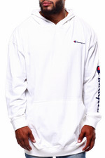 Champion - Cotton Jersey Champion Hoodie (B&T)-2250047