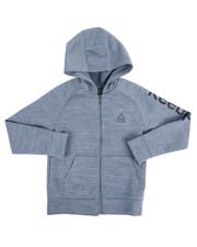 Boys - Sporty Zip-Up Jacket (4-7)-2248828