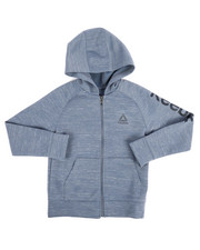 Reebok - Sporty Zip-Up Jacket (4-7)-2248828