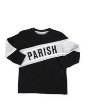 Parish - Long Sleeve Tee w/Contrast Blocking (2T-4T)-2250732