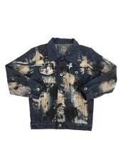 Boys - Hook Up Denim Jacket (4-7)-2250536