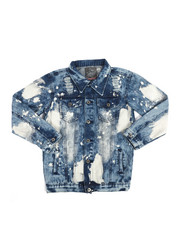 Outerwear - Hook Up Denim Jacket (8-20)-2250995