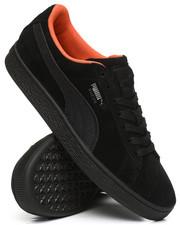 Mens-Fall - Suede Classic Tonal NU Skool Sneakers-2251250