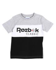 Tops - Reebok Retro Tee (2T-4T)-2248691