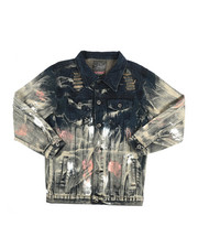 Denim Jackets - Hook Up Denim Jacket (8-20)-2250569