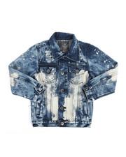 Outerwear - Hook Up Denim Jacket (4-7)-2250515