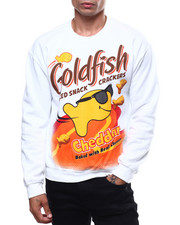 Buyers Picks - Goldfish Crewneck Sweatshirt-2252462