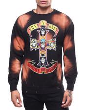 Buyers Picks - Guns and Roses Vintage Concert Crewneck Sweatshirt-2252451