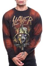 Buyers Picks - Slayer Vintage Concert Crewneck Sweatshirt-2252467
