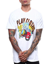 Play Cloths - TRIPLE CROWN SS TEE-2251995