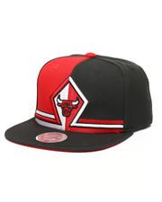 Mitchell & Ness - Chicago Bulls Shorts Split Snapback Hat-2250939