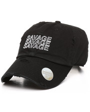Dad Hats - Vintage Triple Savage Dad Cap-2250882