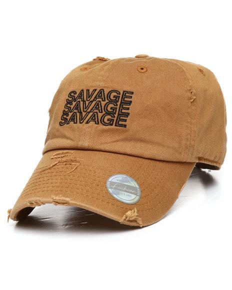 Buyers Picks - Vintage Triple Savage Dad Cap