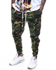 Hustle Gang - TROUBLE MAN PANT-2252502