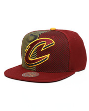 Mitchell & Ness - Cleveland Cavaliers Shorts Split Snapback Hat-2250945