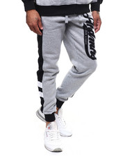 Jeans & Pants - SEAGATE FLOCK STRIPE SWEATPANT-2252001